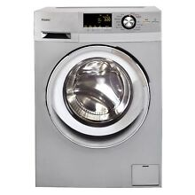 Haier 2 0 cu ft Front Load Washer Dryer Combo  NEW