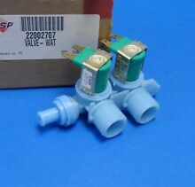 Maytag WP22002707 Washer Water Valve 22002707 NEW OEM