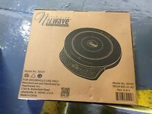 NuWave Precision Induction Cooktop NEW IN BOX   Cast Iron Griddle 31113