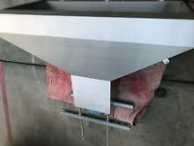 Wolf 42  Stainless Island Hood with 1100 cfm blower  in los angeles