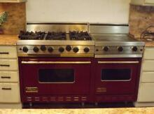 Viking Professional 60  Range 36  6 Burner Convection Oven   24  Companion Range