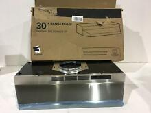 Broan F403004 30 in  Convertible Range Hood in Stainless Steel New