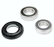 New LG Intellowasher Washer Dryer Combo Drum Seal Bearing Kt WD 1457RD WD 1485RD