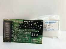WB27X10608 GE MICROWAVE CONTROL BOARD  NEW PART