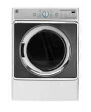 Kenmore Elite 91962 9 0 cu  ft  Front Control Gas Dryer w Accela Steam in
