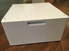 Bosch Pedestal 14  Laundry Pedestal with Storage Drawer