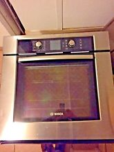 Bosch HBL5451UC 30  Stainless Single Electric Wall Oven
