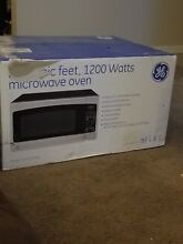General Electric 2 0 Cubic Feet 1200 Watts Microwave