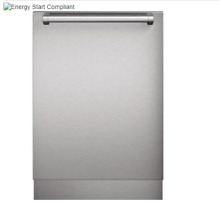 Thermador DWHD860RFP 24  Stainless Fully Integrated Dishwasher NOB