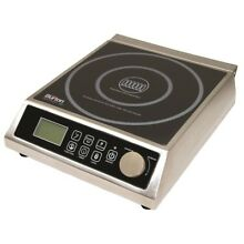 Aervoe 6515 ProChef 1800 Induction Cooktop  1800 Watts  120V