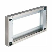 Broan AWEPD48SS EPD61 Series 3  Wall Extension for 48  Outdoor Range Hood to Pro