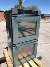 Dacor RNO227S Double electric wall oven