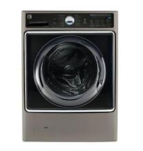 Kenmore Smart 41983 5 2 cu  ft  Front Load Washer with Accela Wash