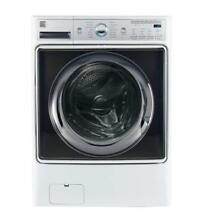 Kenmore Smart 41982 5 2 cu  ft  Front Load Washer with Accela Wash