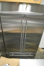 Jenn Air 42  Stainless Steel Euro Style French Door Refrigerator JF42SEFXDB