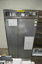 Sub Zero 42  Built In Side by Side Panel Ready Refrigerator BI42SO