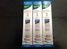 3 WaterSentinel Refrigerator Replacement Filter WSW 2 fits Whirlpool  Kenmore