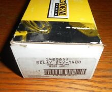 Westinghouse Electrolux Kelvinator Fridge Compressor Start Relay 1420853  BJ414K