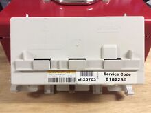 Whirlpool Washer Electronic Control Board WP8182697 8182697 8182280