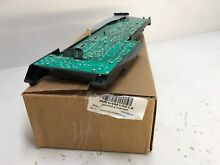 WE04M10014 GE DRYER PCB ASSEMBLY  NEW PART