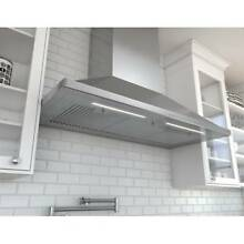Zephyr ZSP E48BS 1200 CFM 48 W Wall Mounted Range Hood from the Siena Pro Series