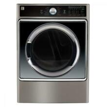 Kenmore Smart 91983 9 0 cu  ft  Gas Dryer with Accela Steam Technology in