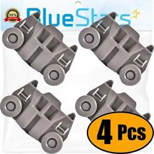 Ultra Durable W10195417 Dishwasher Track Replacement Part by Blue Stars