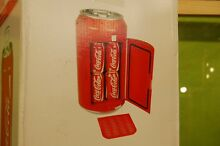 Coca Cola 8 Can Mini Fridge Koolatron