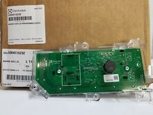 5304515232 ELECTROLUX WASHER UI BOARD  NEW PART