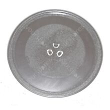 Microwave Turntable Glass Plate Fits Whirlpool 255mm