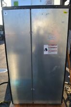 Jenn Air 42  Built In Panel Ready Side by Side Refrigerator JS42NXFXDE