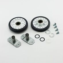 LA 1008 For Whirlpool Clothes Dryer Drum Support Roller Kit