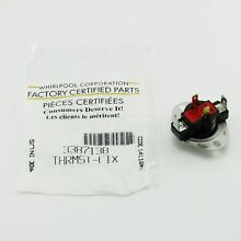 WP3387138 For Whirlpool Clothes Dryer Cycling Thermostat