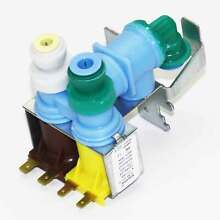 WP12544124 For Whirlpool Refrigerator Water Inlet Valve