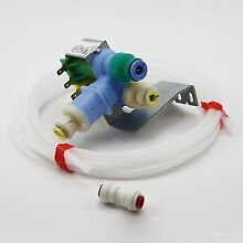 W10822681 For Whirlpool Refrigerator Water Inlet Valve