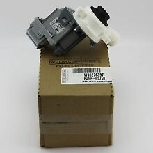 WPW10276397 For Whirlpool Washing Machine Drain Pump