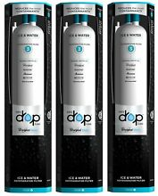 EDR3RXD1 Whirlpool Filter 3 4396841 4396710 EveryDrop  Pack of 3