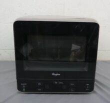 Whirlpool WMC20005YD 750 Watt Compact Microwave Oven Silver GREAT Fast Shipping