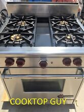 Wolf 30    Stainless Range    Stove   in Los Angeles