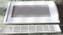 GE Spacemaker XL1800 Door and Exhaust Vent Grill Cover Microwave Parts
