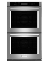 KitchenAid KODE507ESS 27  Stainless Double Electric Wall Oven NOB  30397 HRT