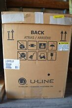 U Line 3000 24  Built In Panel Ready Two Drawer Refrigerator U3024DWRINT00B