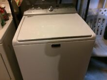 EXTRA LARGE CAPACITY MAYTAG WASHER BRAVOS XL