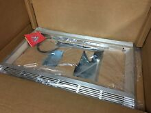 Sharp RK51S27 27 in  Built In Trim Kit for R530ES R530BS Microwave   Stainless