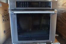 Thermador 30  Stainless Steel Single Electric Convection Wall Oven ME301JP
