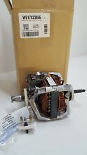 WE17X23856 GE DRYER MOTOR  NEW PART