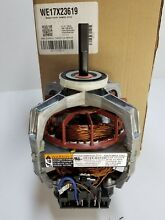 WE17X23619 GE DRYER MOTOR  NEW PART