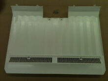 GE Model TBX14 Refrigerator White Freezer Floor Panel   WR71X2630 With 4 Screws