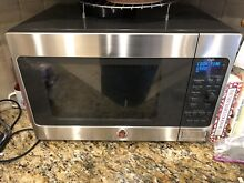 GE Caf  Series 1 5 Cu  Ft  Countertop Convection Microwave Oven 1000W