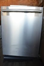 Bosch 800 Series 24  Stainless Steel Fully Integrated Dishwasher SHXM78W55N
